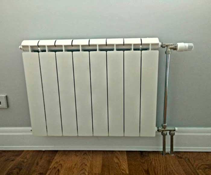 проект замены радиаторов